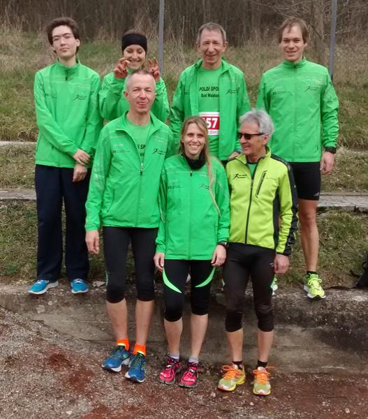 Gelungener Saisonauftakt der Reute Runners